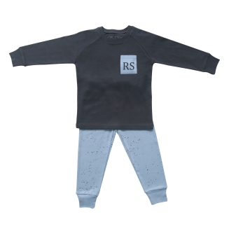 A firm favourite: The boys' two piece pyjamas