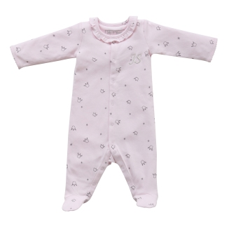 A Chelsea Princess: The girls' sleepsuit